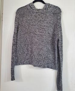 American Eagle Outfitters Knit Hood Sweater Small